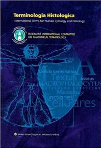 Okładka książki Histological Terminology