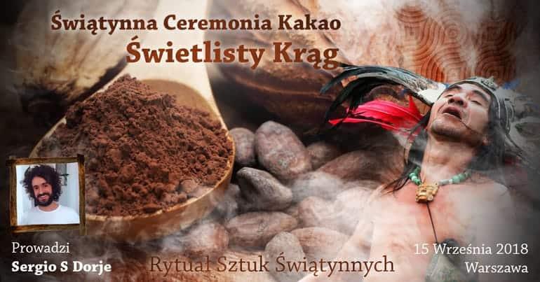 Ceremonia kakao Warszawa