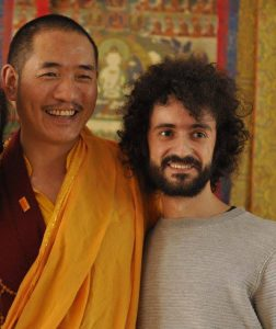 Z Drubpon Tserin Rinpoche