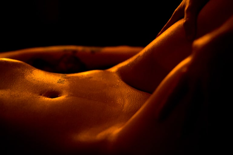 masaż joni -yoni