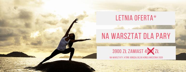 warsztat masażu tantrycznego-oferta